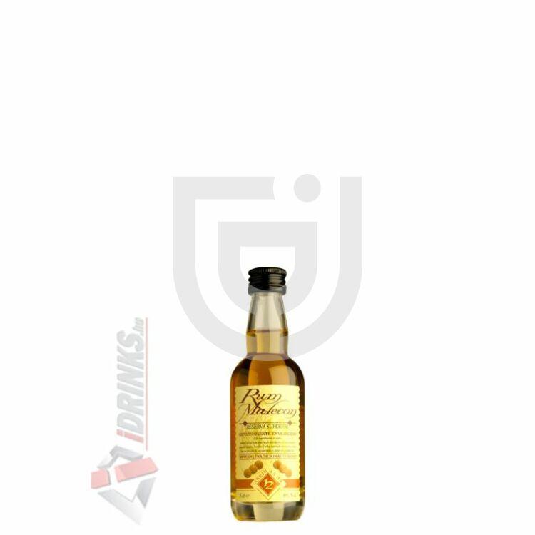 Malecon 12 Years Rum Mini [0,05L|40%]