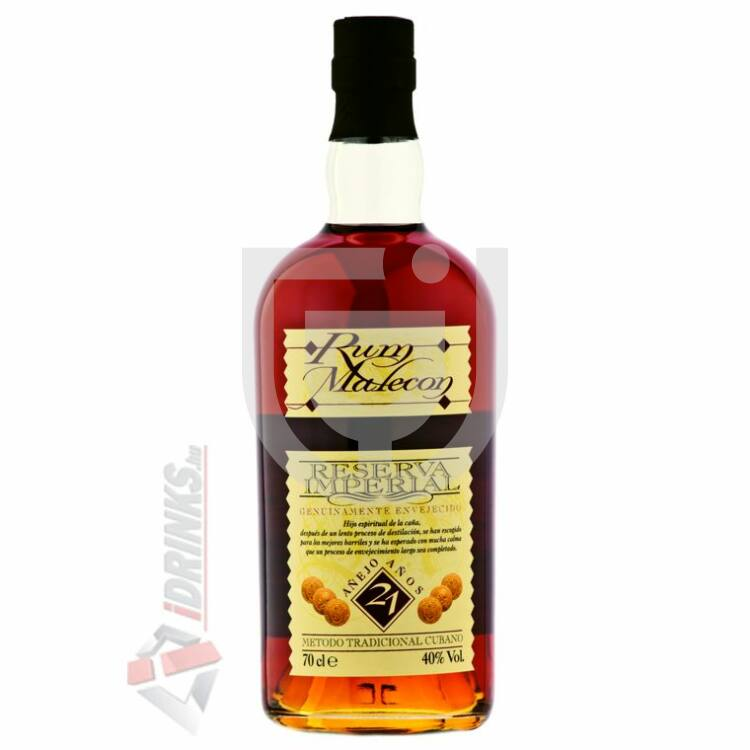 Malecon 21 Years Rum [0,7L|40%]