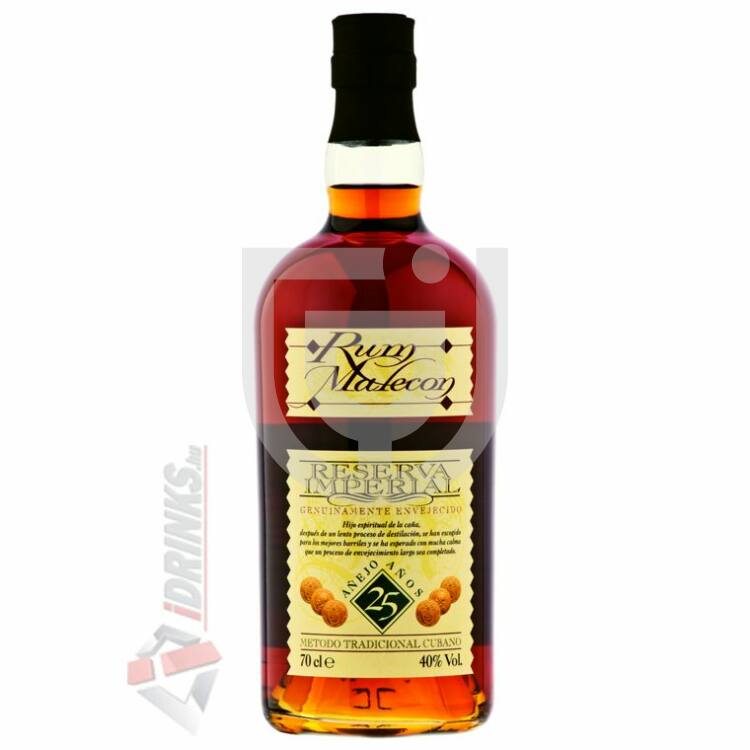 Malecon 25 Years Rum [0,7L|40%]