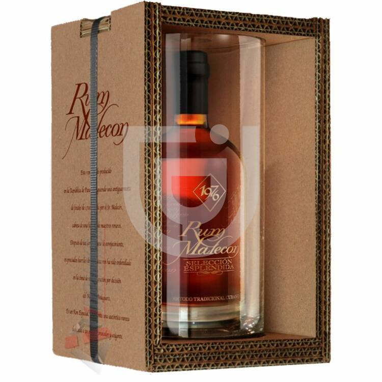 Malecon 1976 Seleccion Esplendida Rum [0,7L|40%]