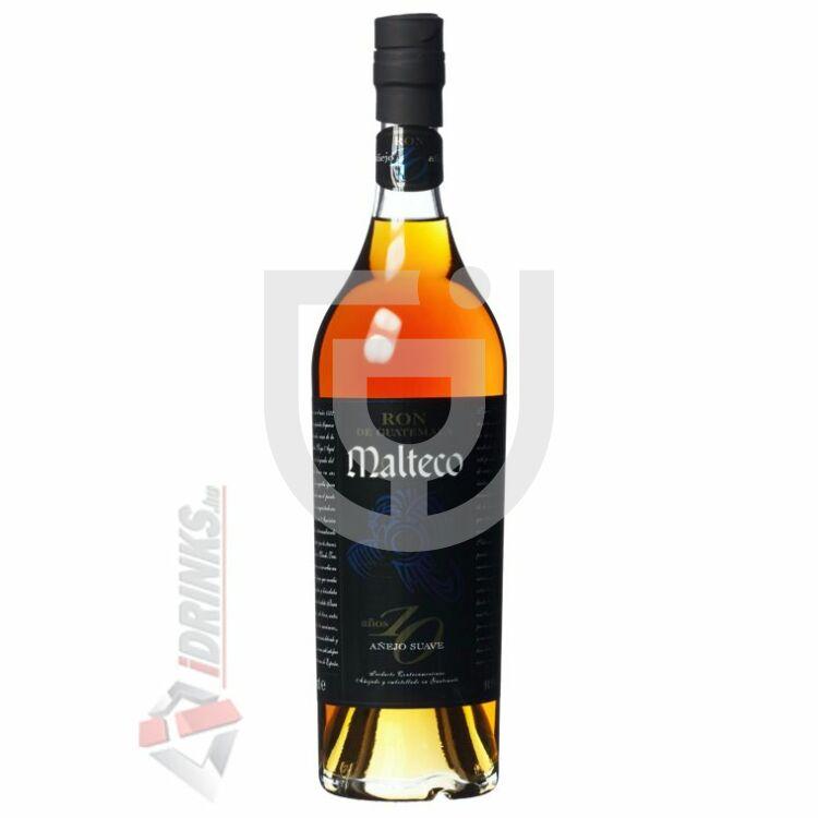 Malteco 10 Years Rum [0,7L 40,5%]