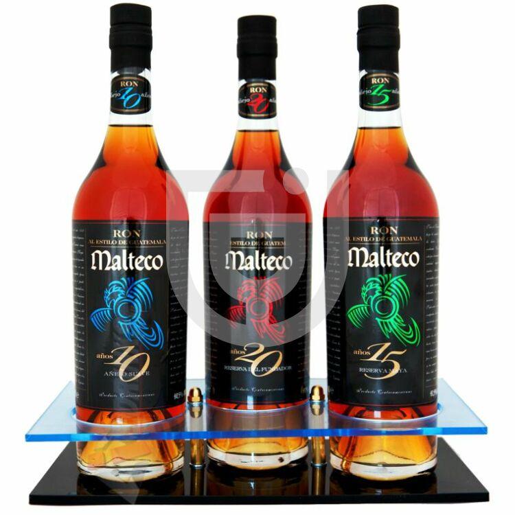 Malteco Rum Triplepack [3*0,7L|41%]