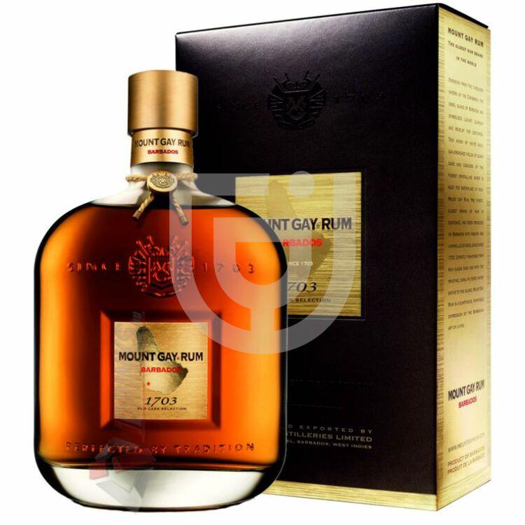 Mount Gay 1703 Rum [0,7L|43%]