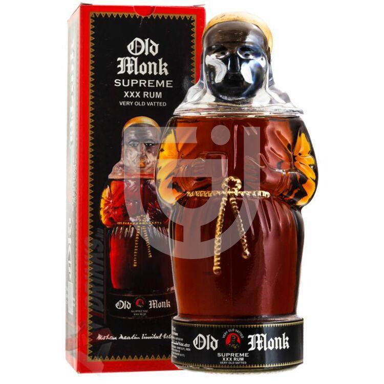 Old Monk Supreme XXX Rum [0,75L 42,8%]