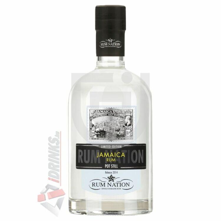 Rum Nation Jamaica White Pot still [0,7L 57%]