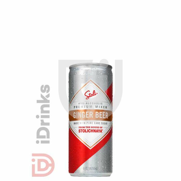 Stolichnaya Ginger Beer [0,25L]