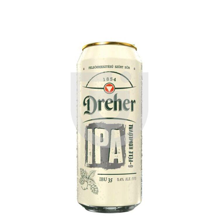 Dreher IPA /Dobozos/ [0,5L|5,4%] [24db/pack]