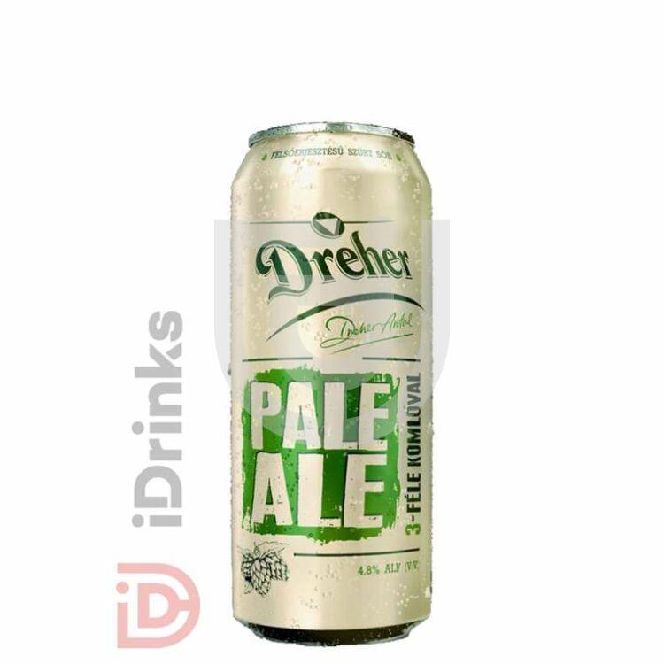 Dreher Pale Ale /Dobozos/ [0,5L|5,2%] [24db/pack]