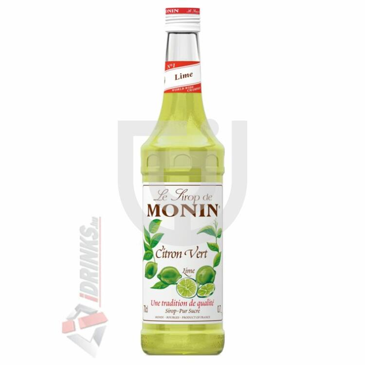Monin Lime Szirup [0,7L]