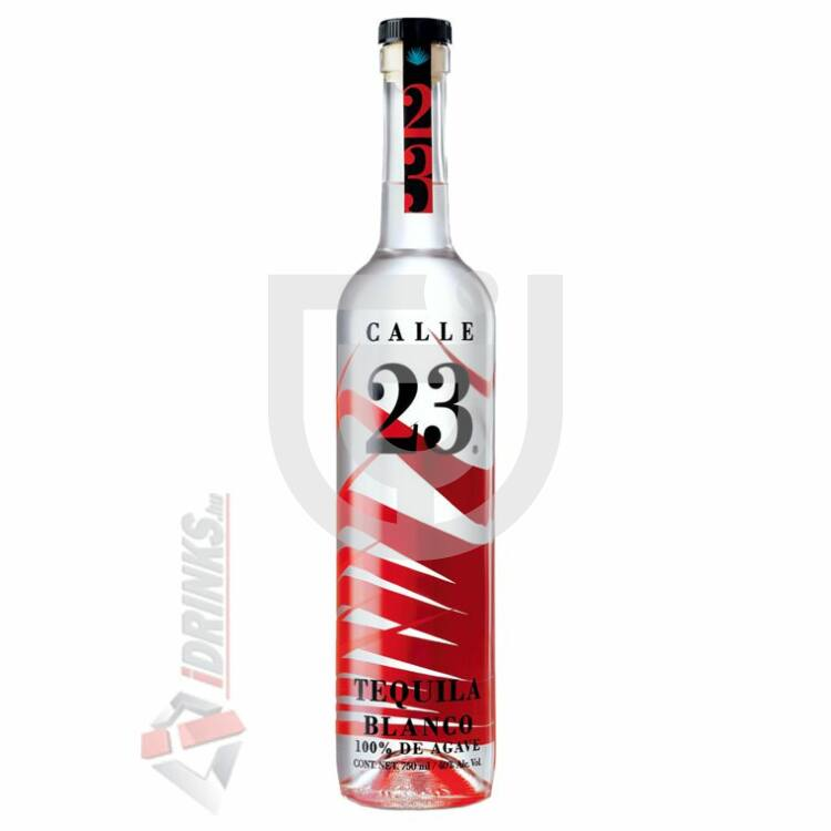 Calle 23 Blanco Tequila [0,7L|40%]