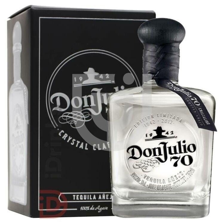 Don Julio 70th Anniversary Tequila [0,75L 40%]