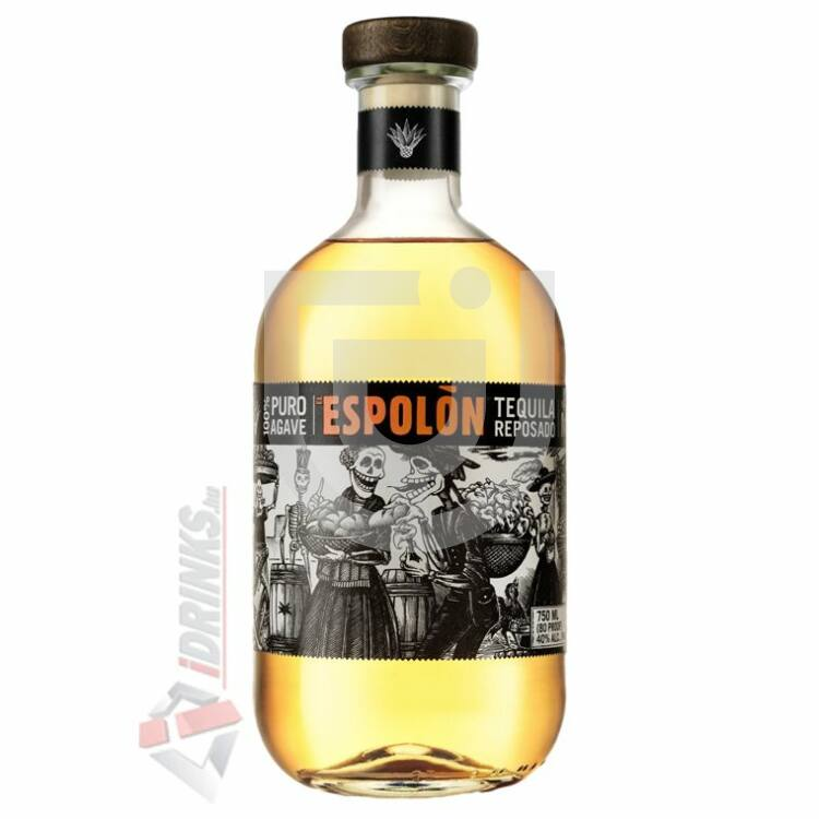Espolón Reposado Tequila [0,7L|40%]