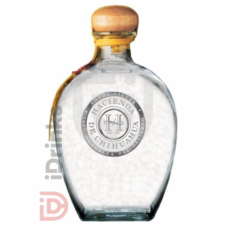 Hacienda de Chihuahua Sotol Plata [0,7L 38%]