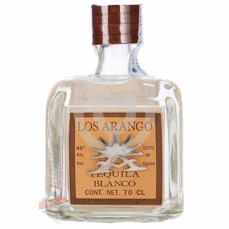 Los Arango Blanco Tequila [0,7L|40%]