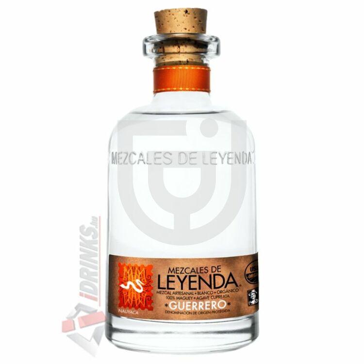 Mezcal Leyenda Nauyaca [0,7L|42%]
