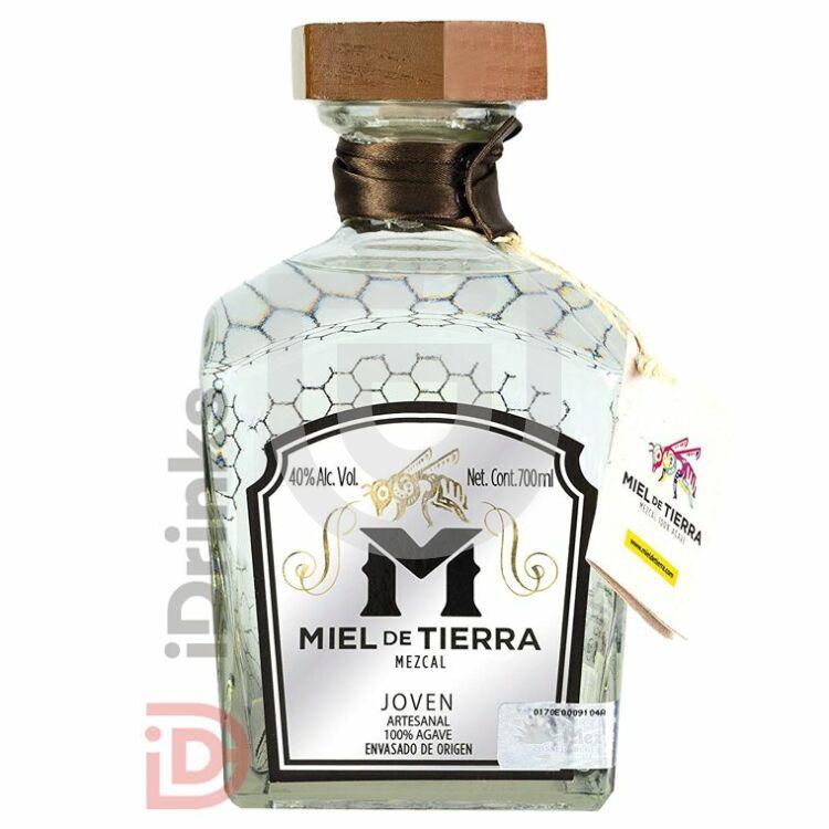 Miel de Tierra Joven Mezcal [0,7L 40%]