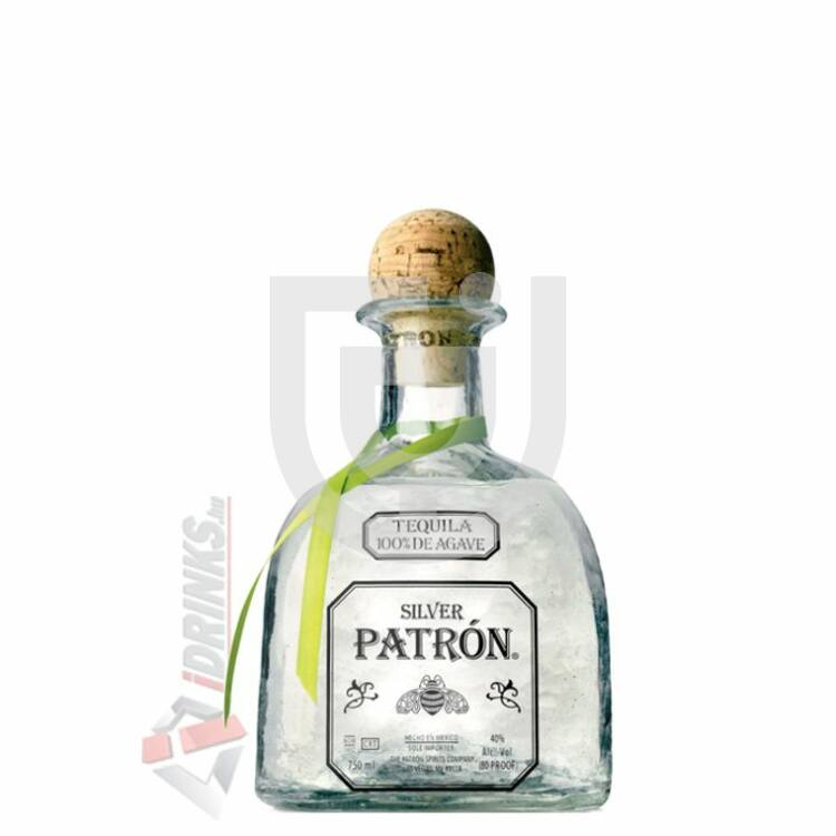Patron Silver Tequila [0,35L|40%]