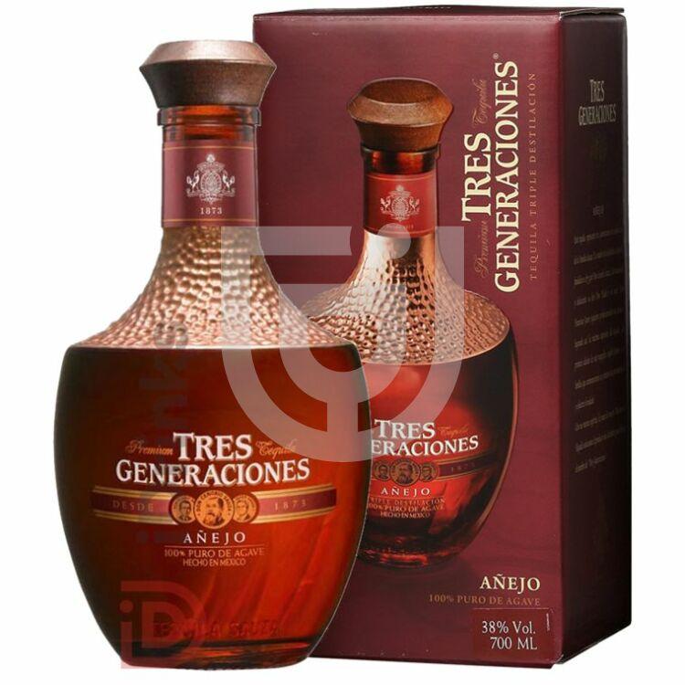 Sauza Tres Generaciones Tequila Anejo [0,7L 38%]