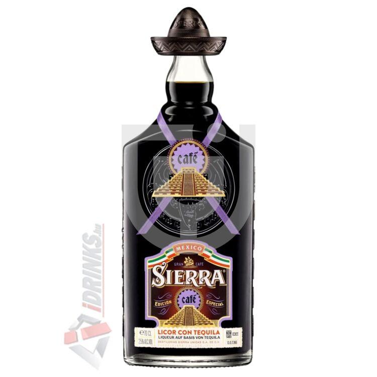 Sierra Café Tequila Likőr [0,7L|25%]