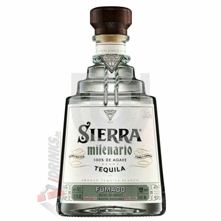 Sierra Milenario Fumado Tequila [0,7L|41,5%]