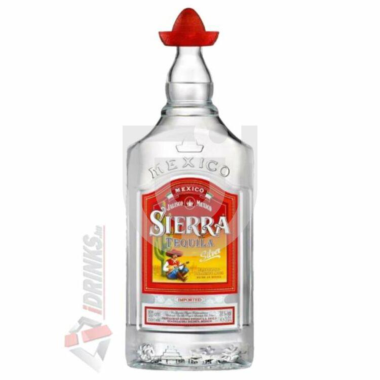 Sierra Silver Tequila [1,5L|38%]