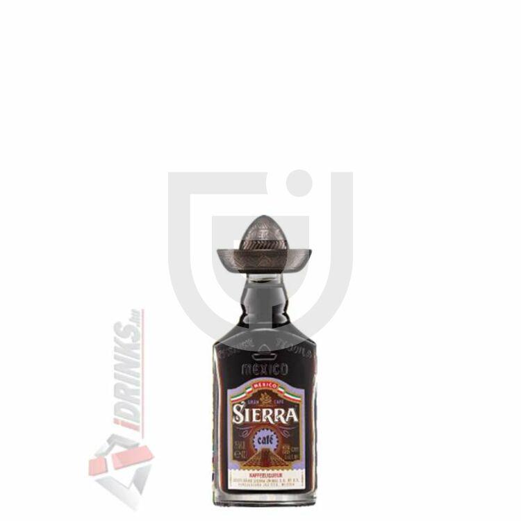 Sierra Café Tequila Likőr Mini [0,04L 25%]