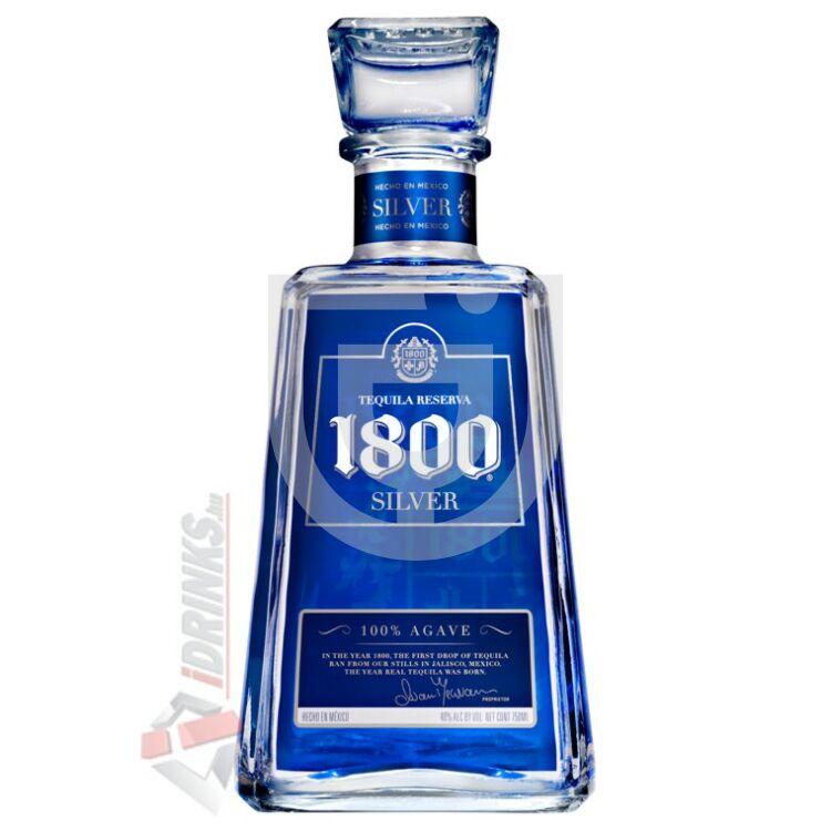 Tequila 1800 Silver [0,7L 38%]