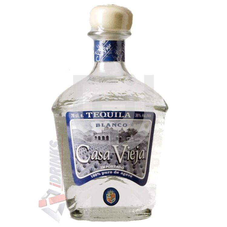 Casa Vieja Blanco Tequila [0,7L 38%]