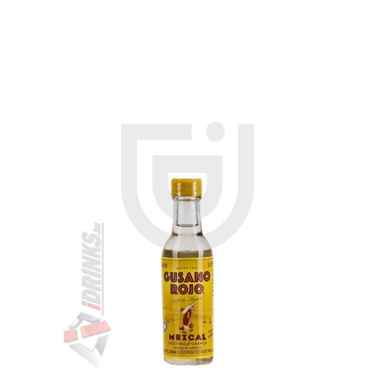 Mezcal Gusano Rojo Mini [0,05L 38%]