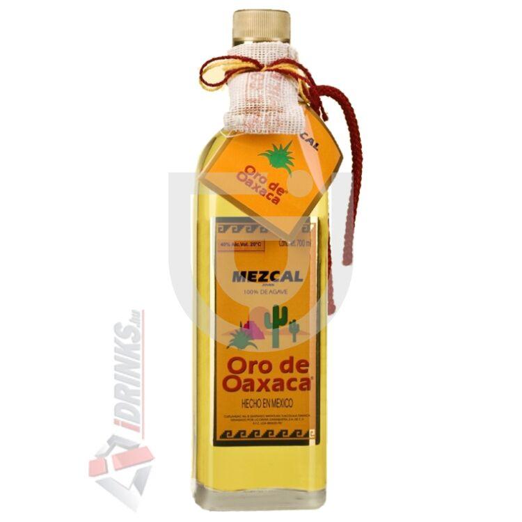 Mezcal Oro de Oaxaca [0,7L|40%]