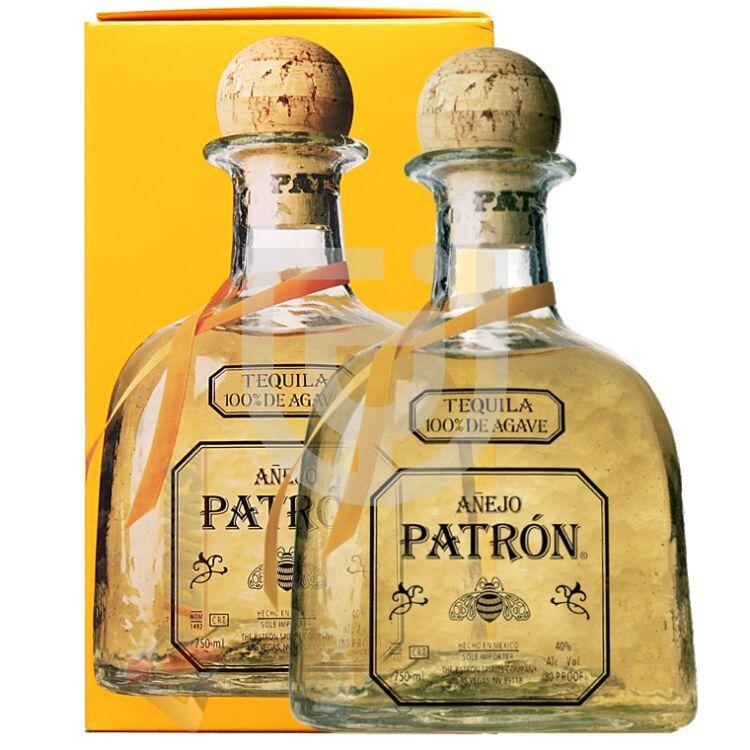 Patron Anejo Tequila [0,7L|40%]
