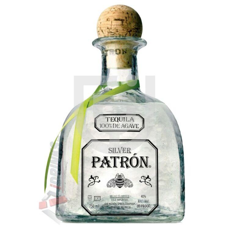 Patron Silver Tequila [0,7L 40%]
