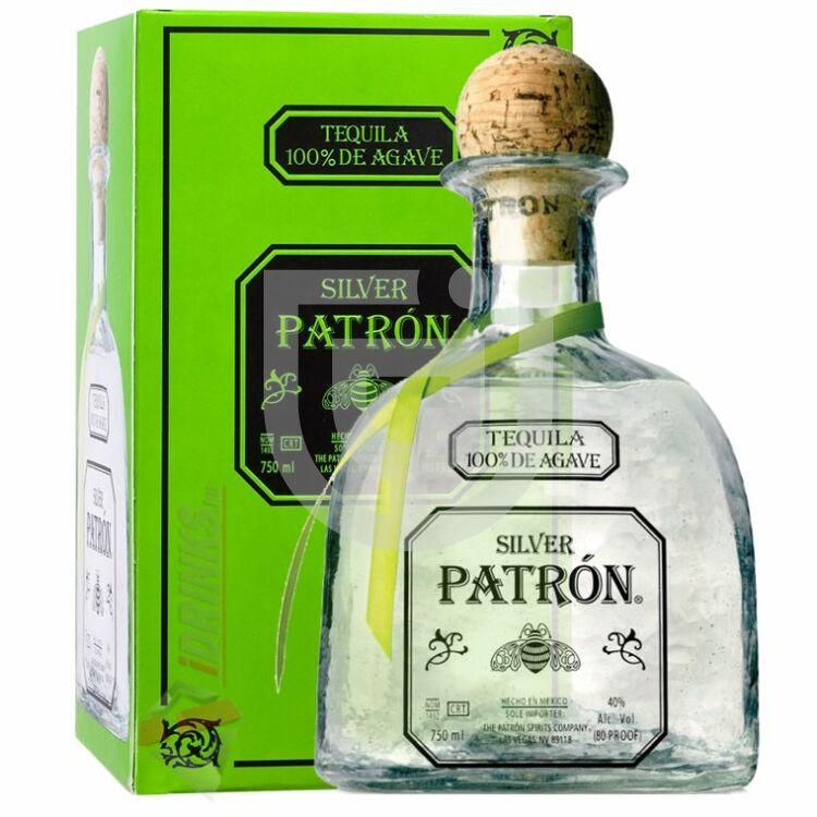 Patron Silver Tequila [1L|40%]