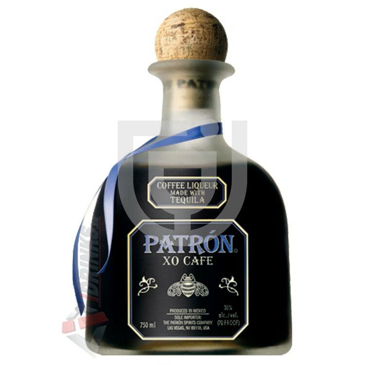 Patron XO Cafe Tequila [0,7L 35%]
