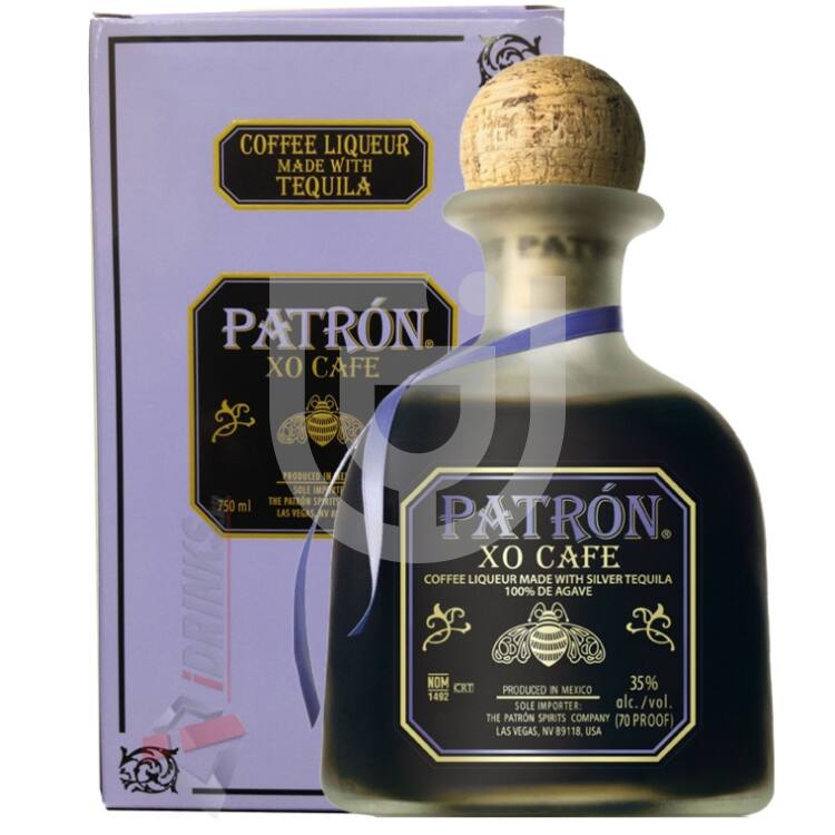 Patron XO Cafe Tequila (DD) [1L 35%]