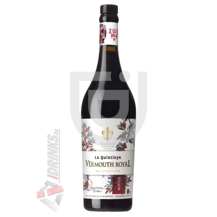 La Quintinye Rouge Vermut [0,75L|16,5%]