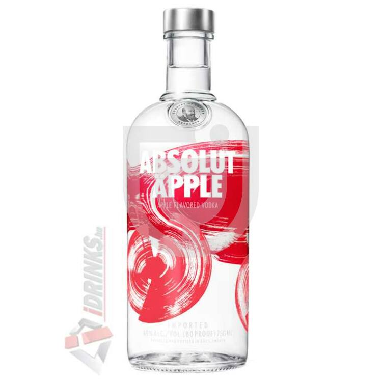 Absolut Apple Vodka [1L 40%]