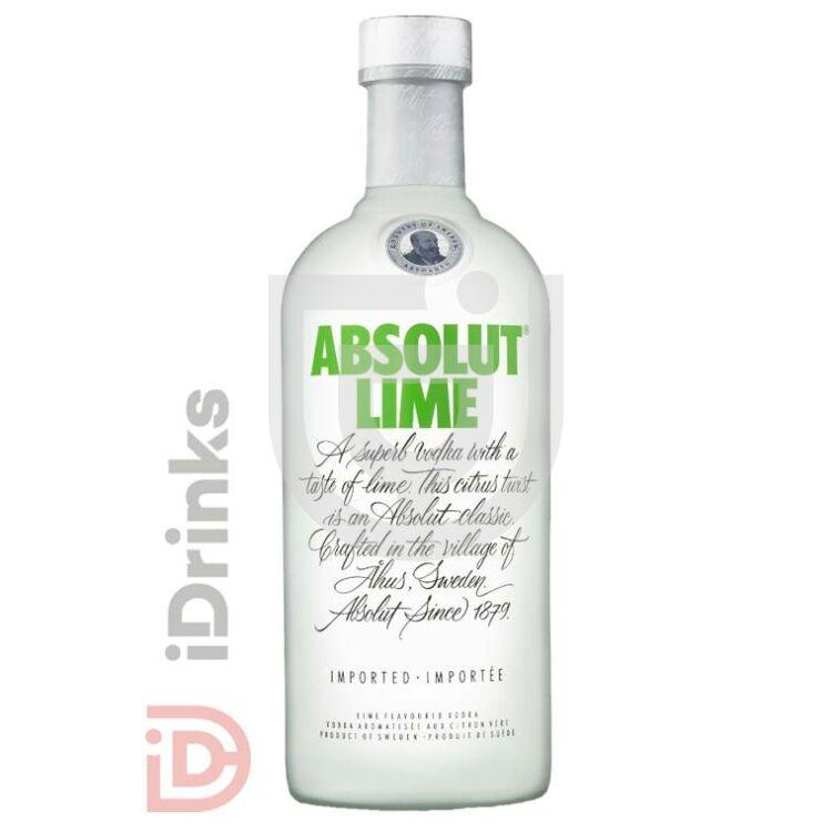 Absolut Lime Vodka [0,7L|40%]