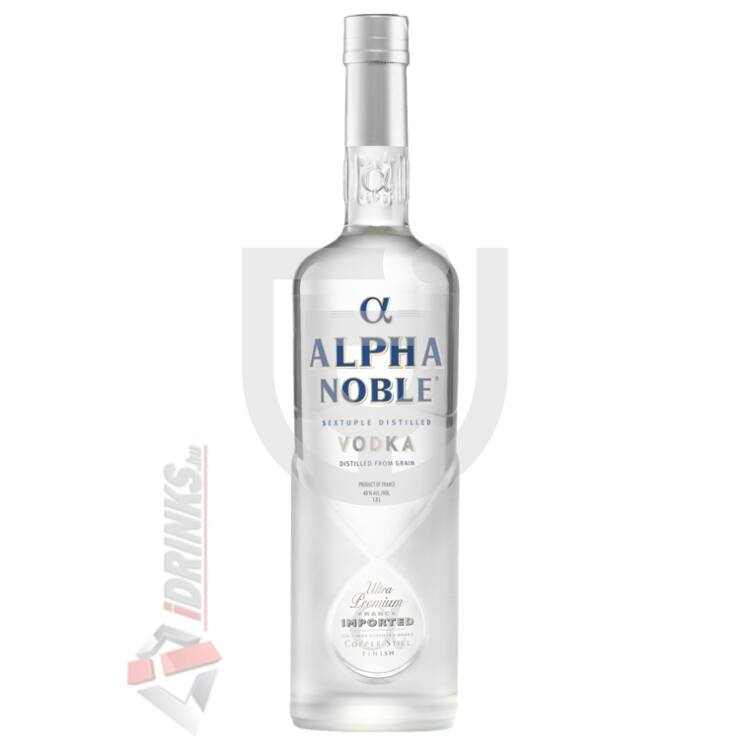 Alpha Noble Vodka [0,7L|40%]