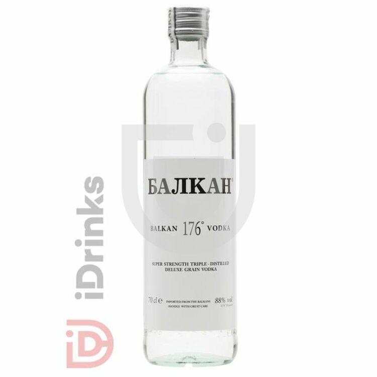 Balkan 176° Vodka [0,7L 88%]