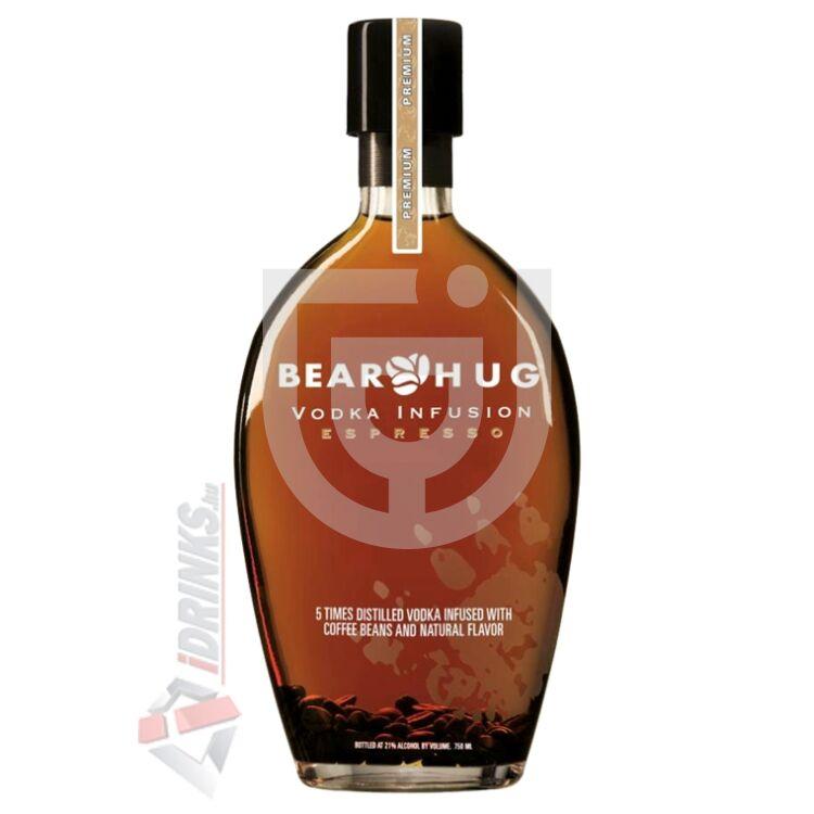 Bear Hug Vodka Infusion Espresso [1L 21%]