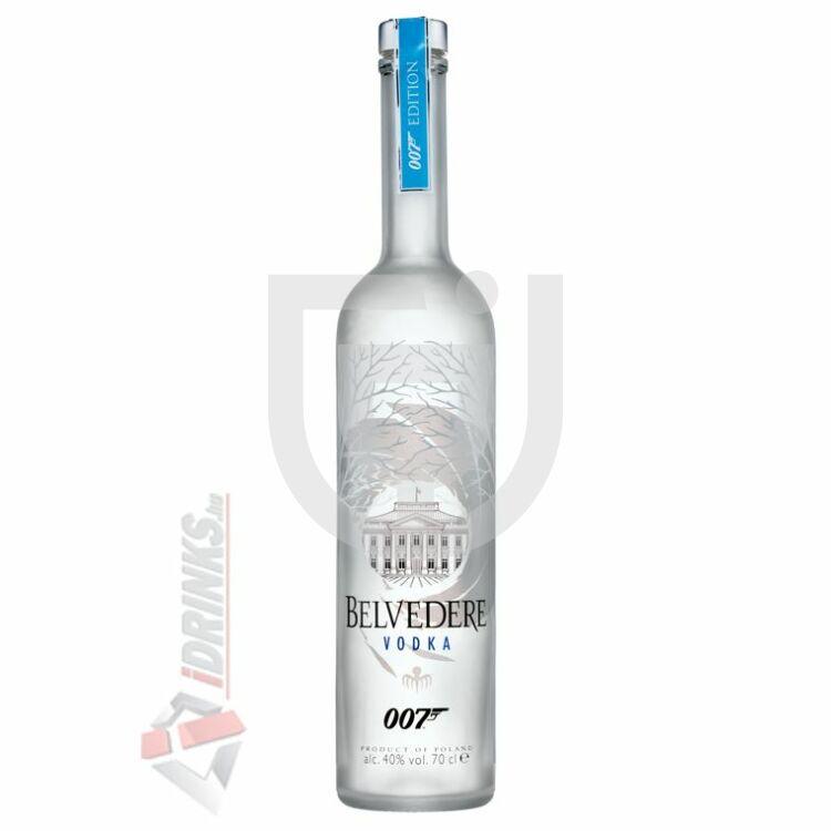 "Belvedere ""007 James Bond"" Edition Vodka [0,7L|40%]"