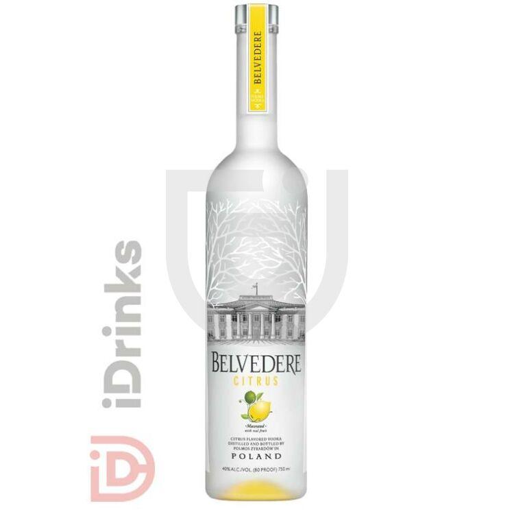 Belvedere Citrus Vodka [1L 40%]