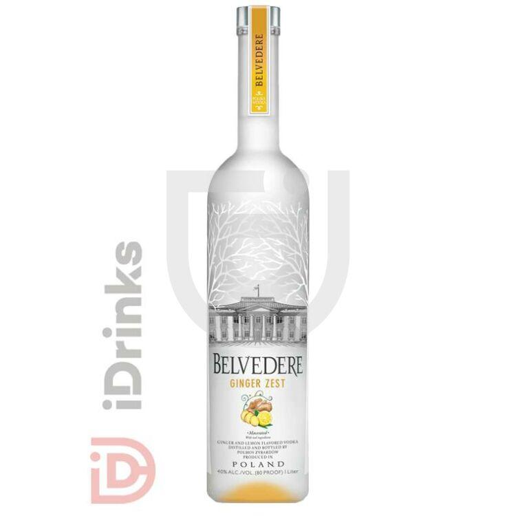 Belvedere Ginger Zest /Gyömbér/ Vodka [0,7L|40%]