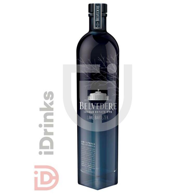 Belvedere Single Estate Rye Lake Bartezek Vodka [0,7L 40%]