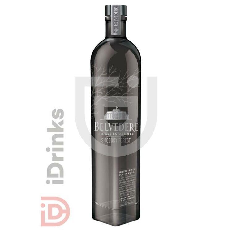 Belvedere Single Estate Rye Smogory Forest Vodka [0,7L 40%]