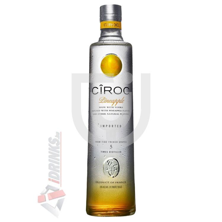 Ciroc Pineapple Vodka [0,7L|37,5%]