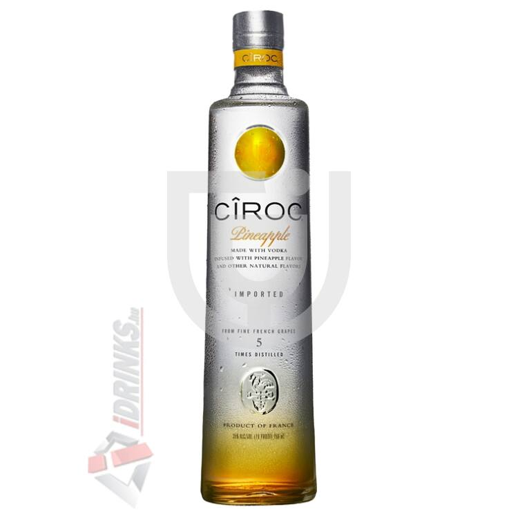 Ciroc Pineapple Vodka [0,7L|37,5%]