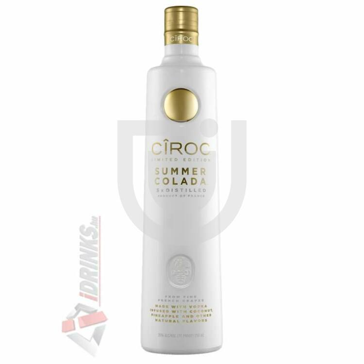 Ciroc Summer Colada Vodka [0,7L 37,5%]