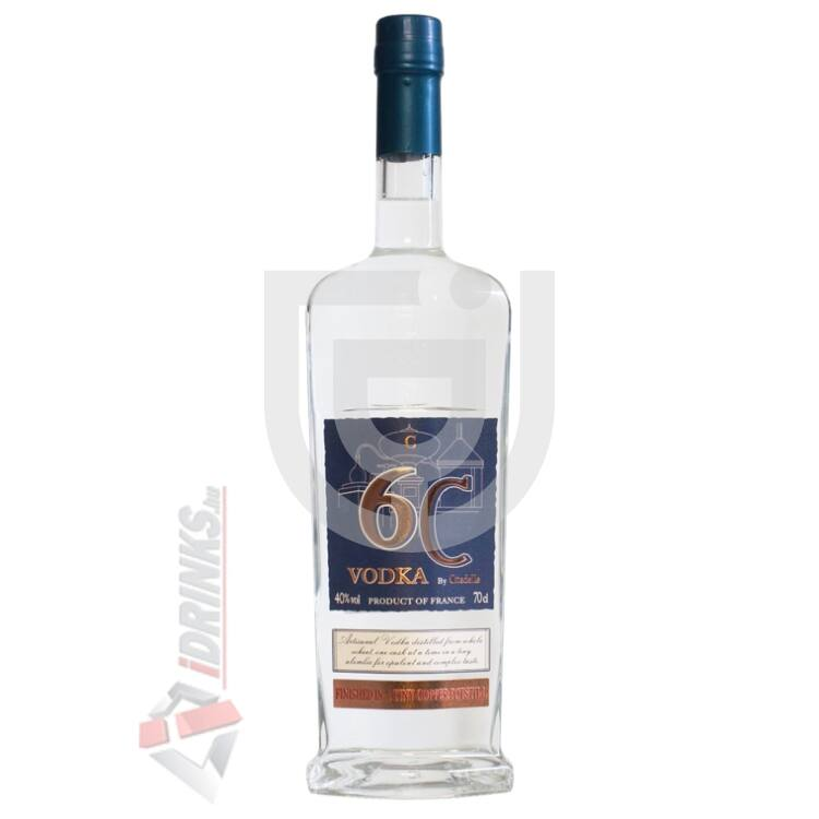 Citadelle 6C Vodka [0,7L|40%]